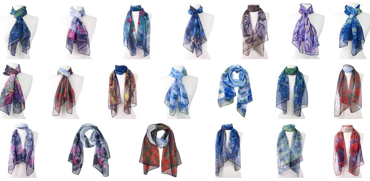 Дамски шалове Galleria Inc. USA