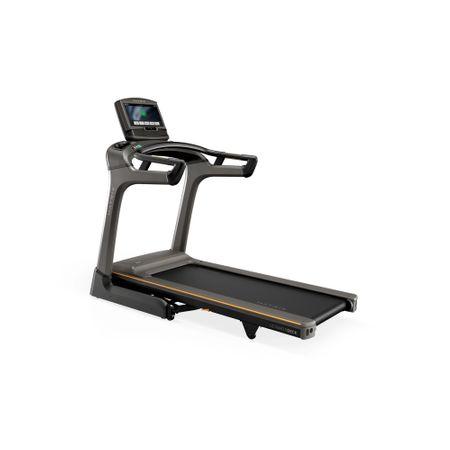 Сгъваема бягаща пътека Matrix Fitness Treadmill TF30XIR, Стомана, Черен