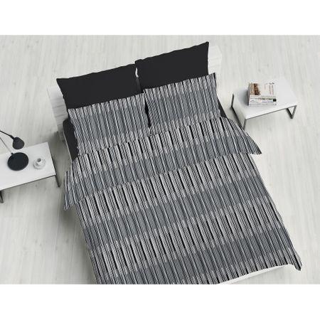 Спален комплект Kring Harmony, 6 части, 144 TC, 100% памук, Райе