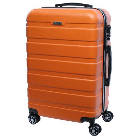 Куфар Kring Ethiopia ABS, 65 см, Оранжев