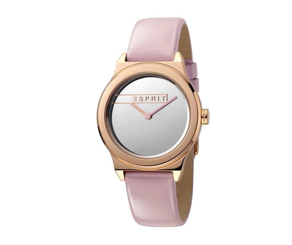 Дамски ръчен часовник Esprit Magnolia Silver and Pink