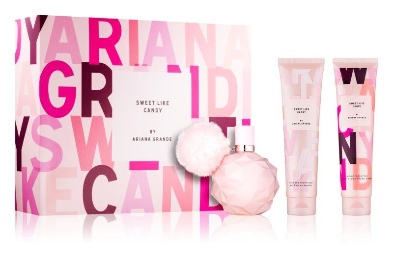 Ariana Grande Sweet Like Candy подаръчен комплект III за жени