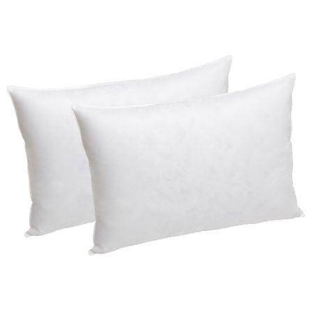 Комплект възглавници Green Future sleep, Гъши пух и пера, 100% памук, 2 броя, 50x70 см