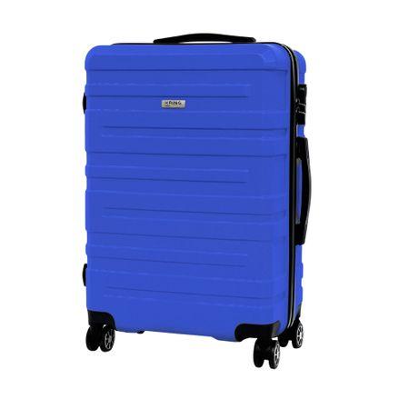 Куфар KRING Mumbai ABS, 55 см, Blue