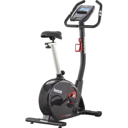 Велоергометър REEBOK GB40s, Магнитен, Махово колело 9 кг, Максимално поддържано тегло 120 кг