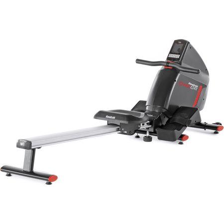 Гребен тренажор REEBOK GR, Махово колело 6 кг, Максимално поддържано тегло 120 кг