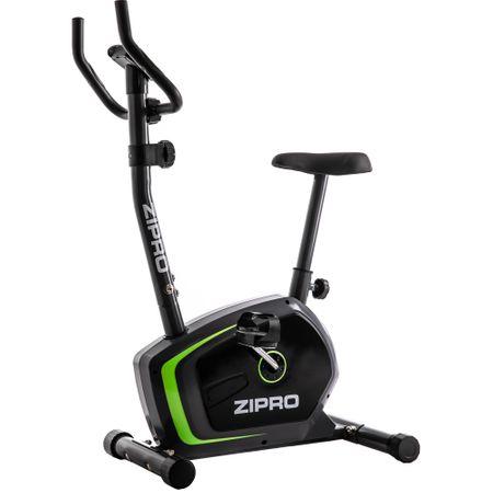 Велоергометър Zipro Drift, Магнитен, Маховик 6 кг, Максимално допустимо тегло 120 кг