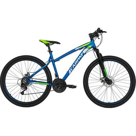"""Велосипед Velors MTB AL 26"""" Disc V2654A, Син/Бял"""