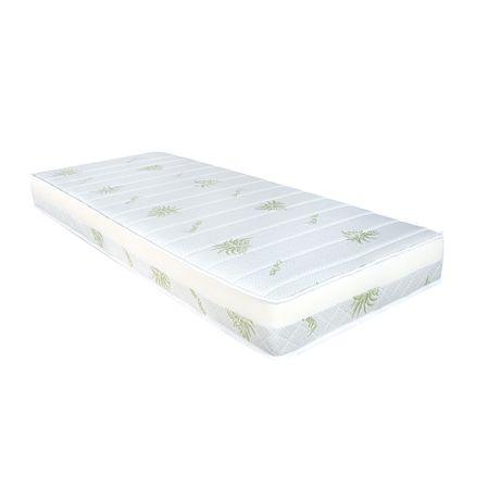 Двулицев матрак Ted Aloe Memory Sleep Care с 3D мрежа за циркулация на въздуха, 140x200 см