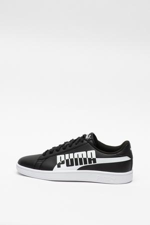 Puma, Спортни обувки Smash v2 Max от еко кожа с лого