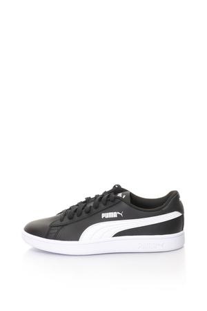 Puma, Унисекс спортни обувки Smash v2 с кожа