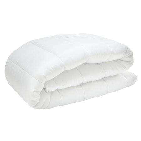 Олекотена завивка Ultrasleep Somnart, 180x200 см, 250 г, Микрофибър, Пране на 90 °C