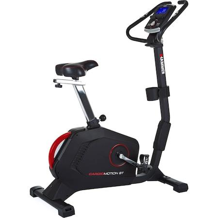 Велоергометър Hammer Cardio Motion BT, Магнитен, Маховик 8 кг, Максимално поддържано тегло 130 кг