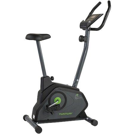 Велоергометър Tunturi Cardio Fit B30, Магнитен, Маховик 6 кг, Максимално тегло на потребителя 110 кгВелоергометър Tunturi Cardio Fit B30, Магнитен, Маховик 6 кг, Максимално тегло на потребителя 110 кг