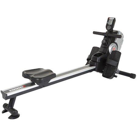 Гребен тренажор Hammer Power Pro, Максимално поддържано тегло 110 кг