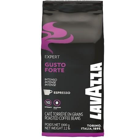 Кафе на зърна Lavazza Gusto Forte, 1 кг